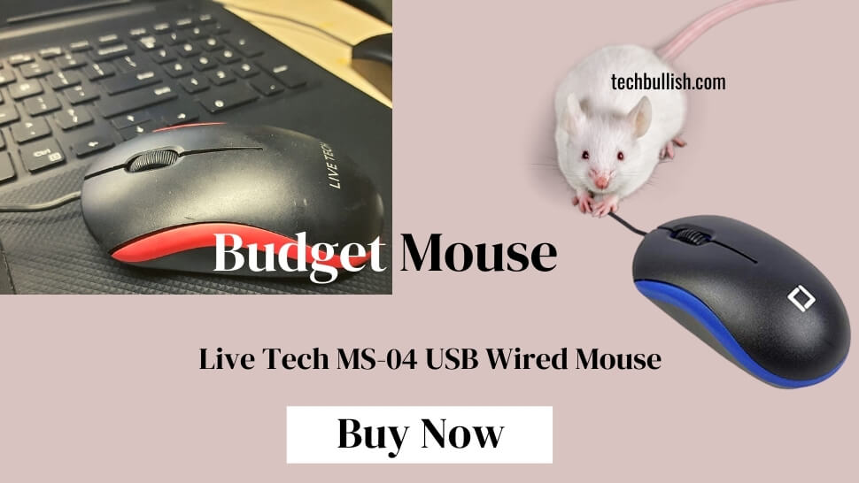Live-Tech-MS-04-USB-Wired-Mouse-Black-Budget-Mouse