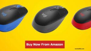 Logitech M190 wireless mouse review