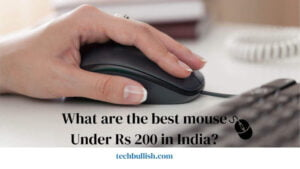 best mouse under 200 rs