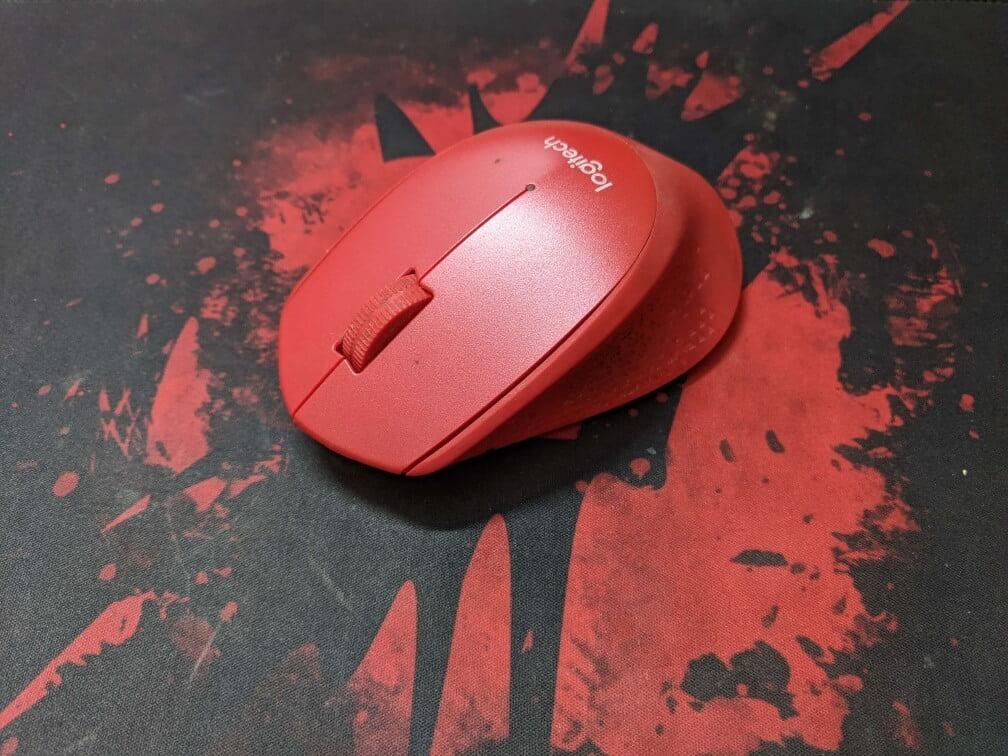 logitech m331 silent plus mouse review