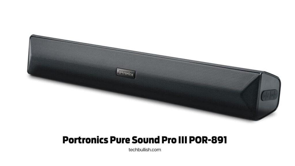 Portronics Pure Sound Pro III POR-891