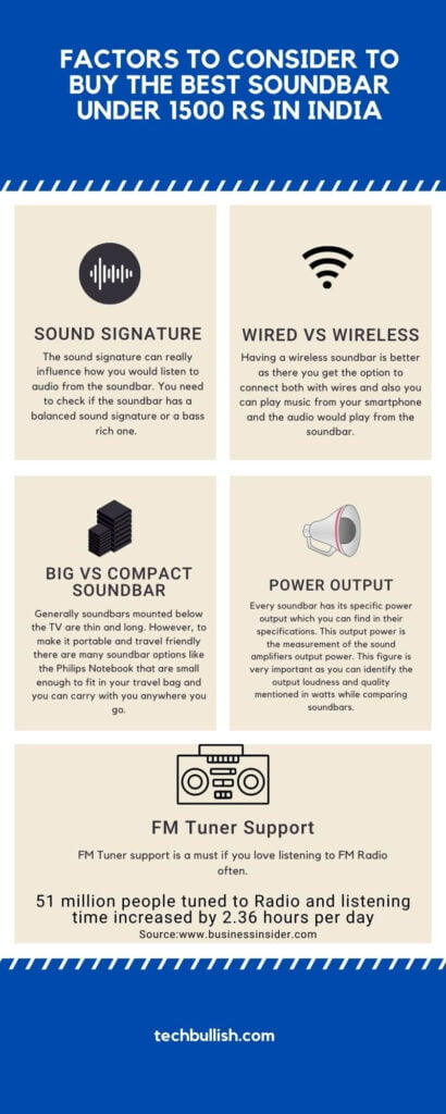 how to choose a soundbar-what are the factors
