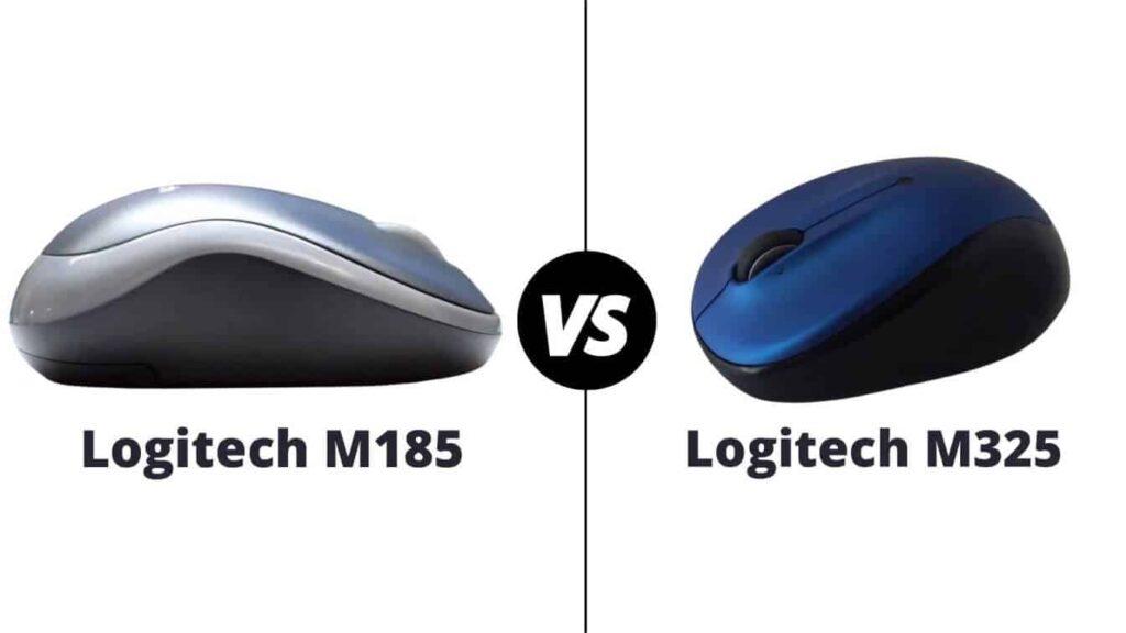 Logitech-M185-vs-M325-Mouse