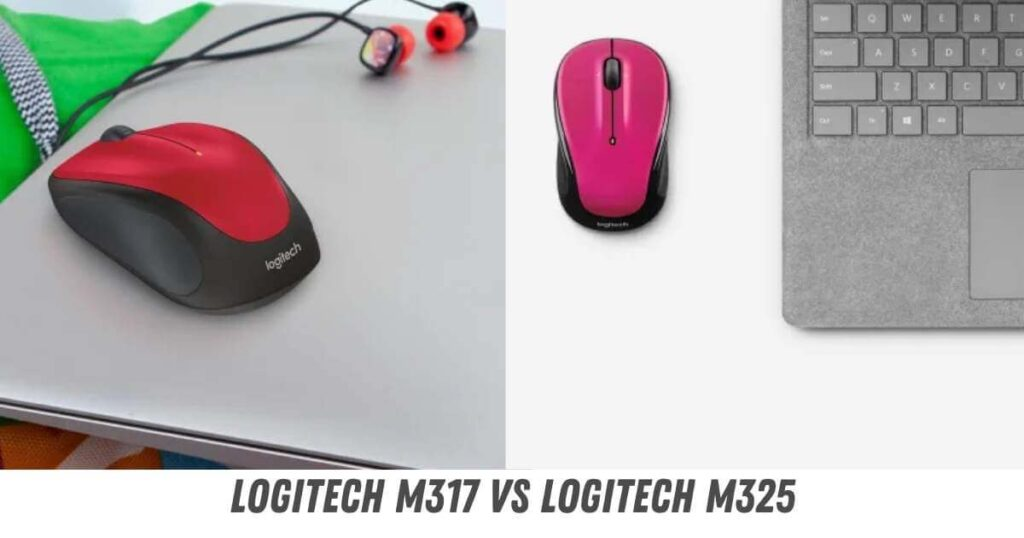 Logitech m317 vs m325