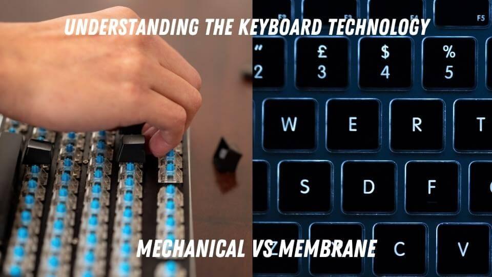 mechanical-vs-membrane-keyboards