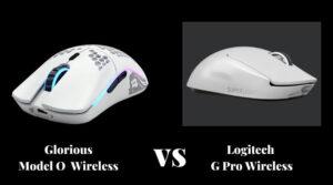 Glorious Model O Wireless vs G Pro X Superlight