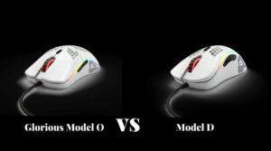 Glorious Model O vs Model D