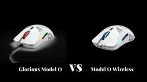 Glorious Model O vs Model O Wireless