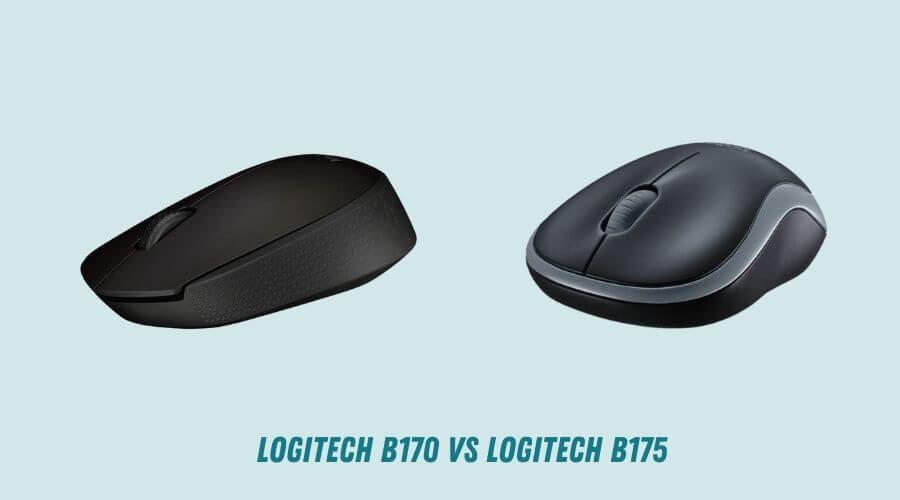 Logitech B170 vs B175