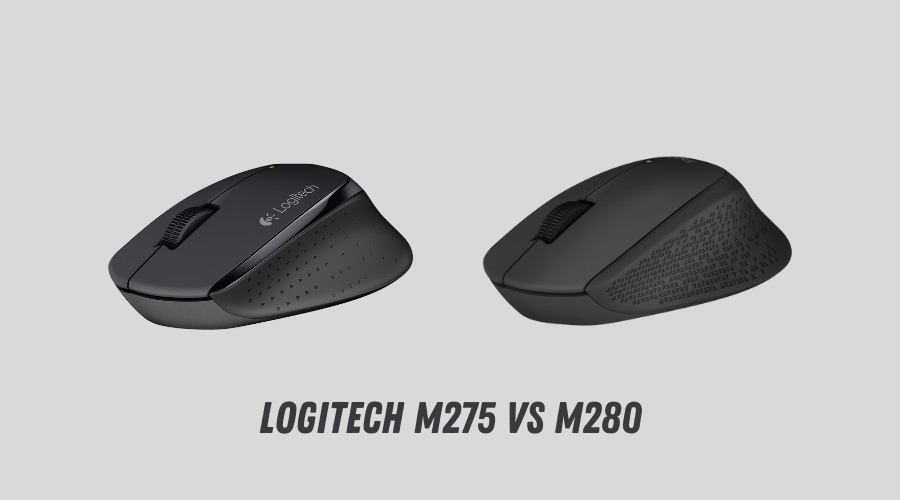 Logitech M275 vs M280