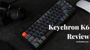 Keychron K6 review