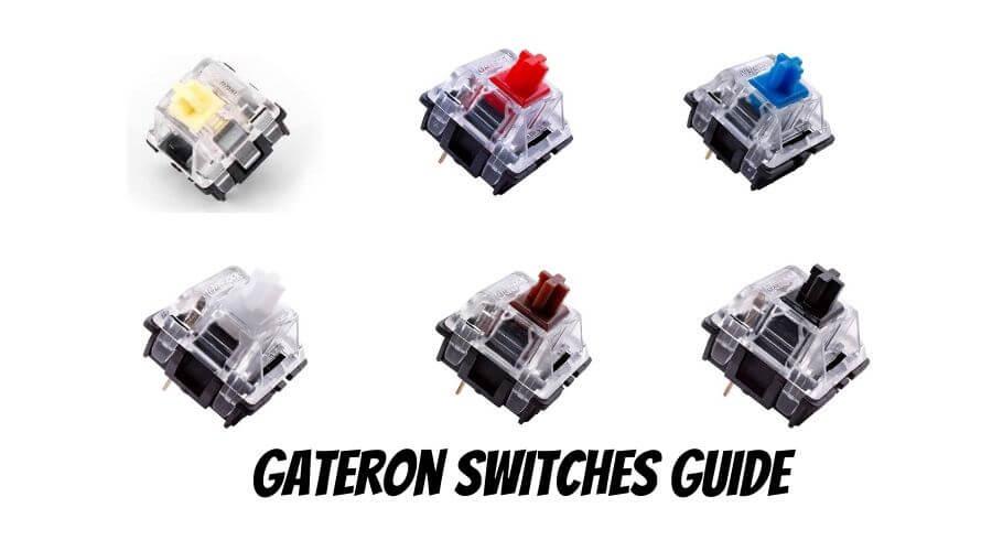 Gateron Switches