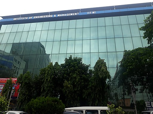 Institute of Engineering and Management 01
