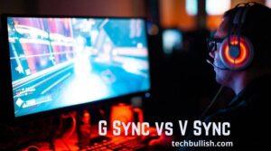 g-sync vs v-sync