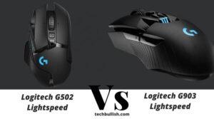 g502 vs g903