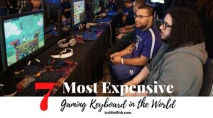 Most Expensive Gaming Keyboard in the World