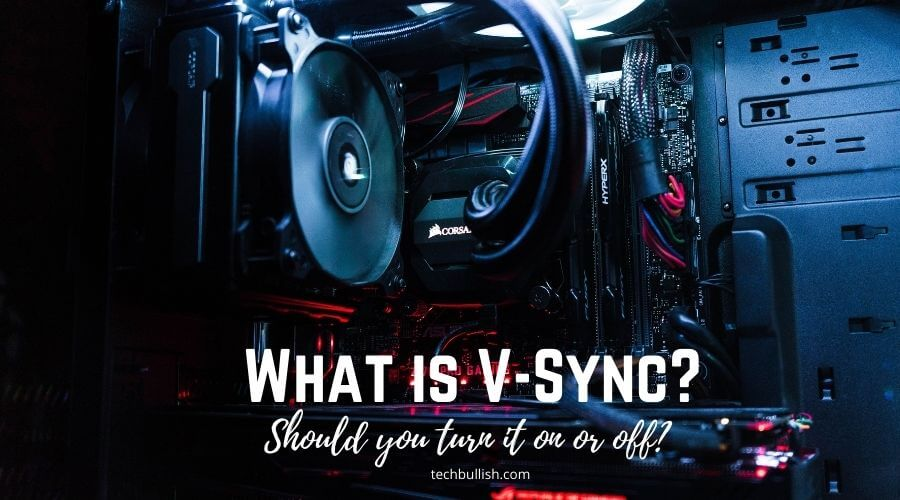 what is v-sync